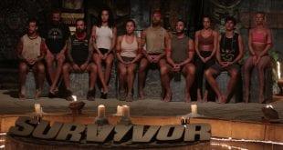 Survivor: Ποιος είναι ο πρώτος υποψήφιος παίκτης προς αποχώρηση