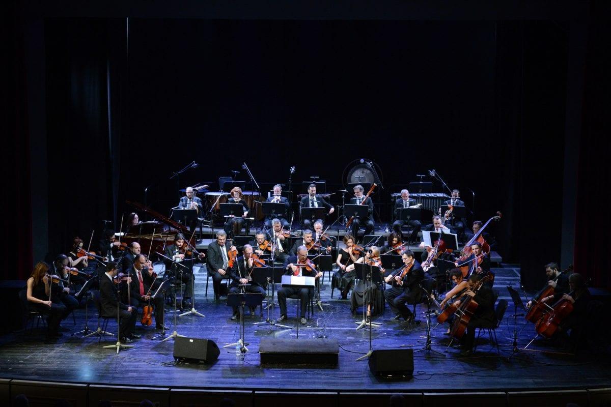 Η Ορχήστρα Σύγχρονης Μουσικής της ΕΡΤ