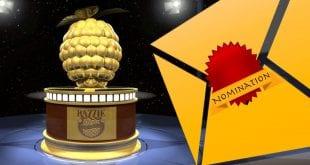 Οι υποψηφιότητες για τα Χρυσά Βατόμουρα 2021