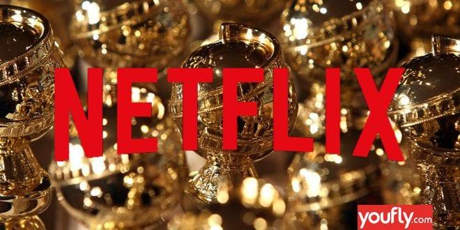 Netflix βραβεία Χρυσές Σφαίρες
