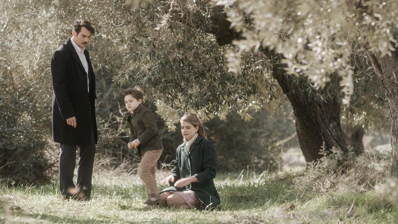 Η Δρόσω, η Ασημίνα και ο Κωνσταντής στη φύση
