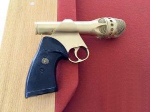 Μικρόφωνο πιστόλι