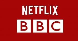 συμπαραγωγές netflix bbc