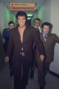 Ο Elvis Presley, στους θανάτους των σταρ που δημιούργησαν συνωμοσίες