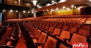 Ποια ιστορική παράσταση (Σεσουάρ για δολοφόνους) ανεβαίνει στο θέατρο Λαμπέτη