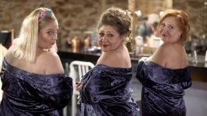 Γυναίκες πρωταγωνίστριες από το καφέ της χαράς