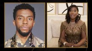 O Chadwick Boseman και η γυναίκα του