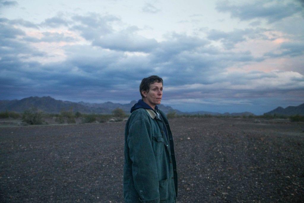 Η ταινία Nomadland κέρδισε βραβείο στις Χρυσές Σφαίρες 2021