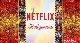 Αφίσα με τις καλύτερες Bollywood ταινίες στο Netflix