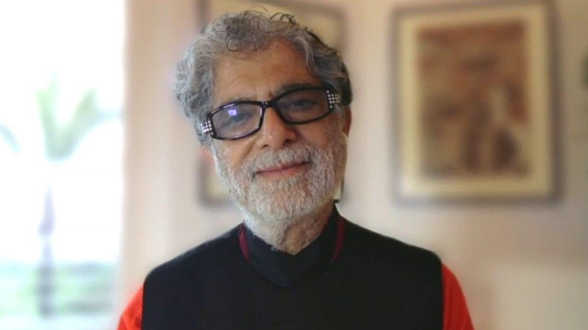 O αστροφυσικός Dr.Deepak Chopra