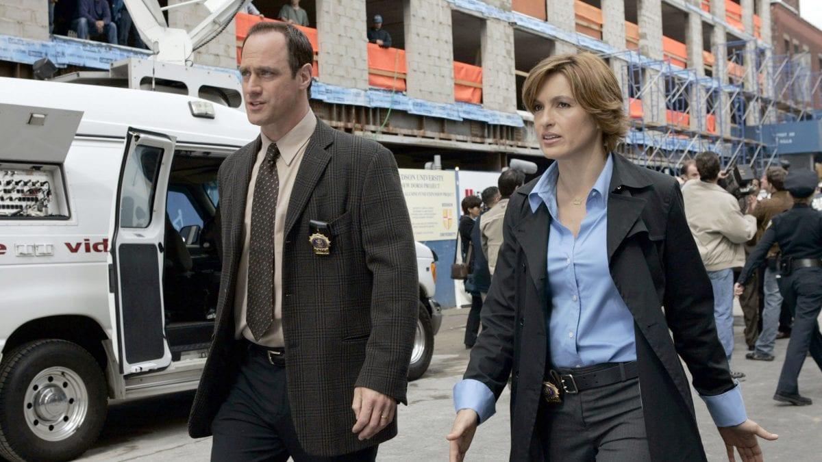 Οι Stabler και Benson στην σειρά Law and Order