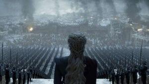 Σκηνή από την σειρά Game of Thrones