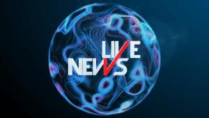 Το λογότυπο της εκπομπής Live News