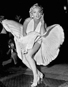 Η Marilyn Monroe με το λευκό φόρεμα
