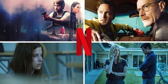 Οι κορυφαίες αστυνομικές σειρές του Netflix
