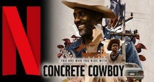Netflix Idris Elba ταινία