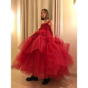 Η Rosamund Pike με ένα από τα καλύτερα φορέματα στις Χρυσές Σφαίρες 2021