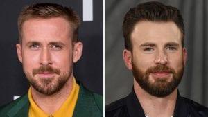 Ο Ryan Gosling και ο Chris Evans