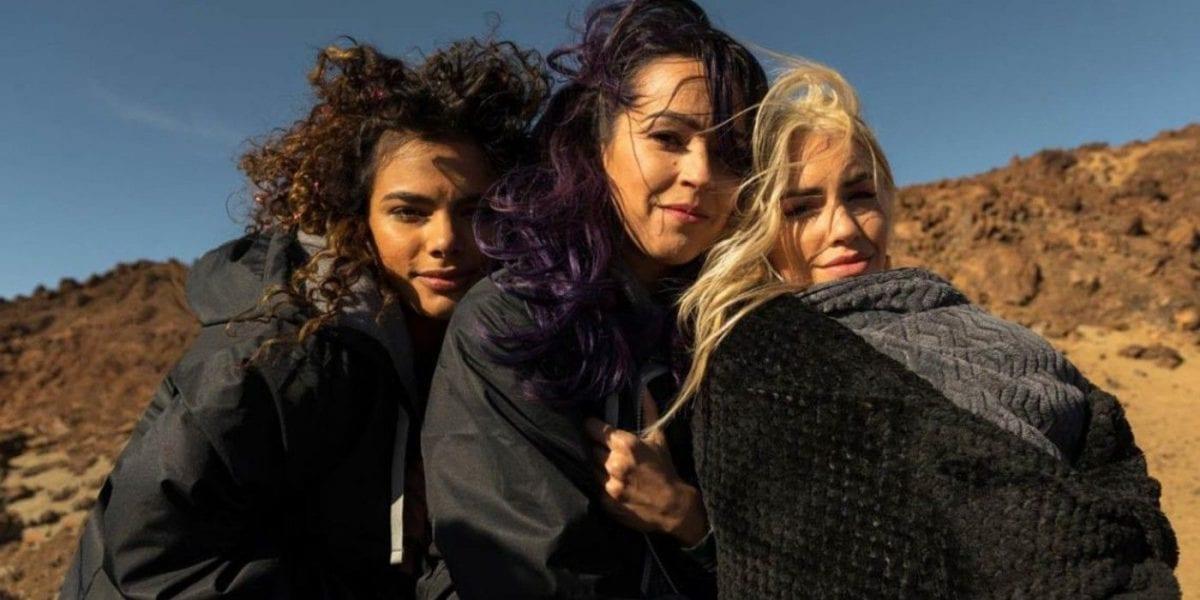Sky Rojo Alex Pina Netflix Κριτική Τα τρία κορίτσια ηθοποιοί