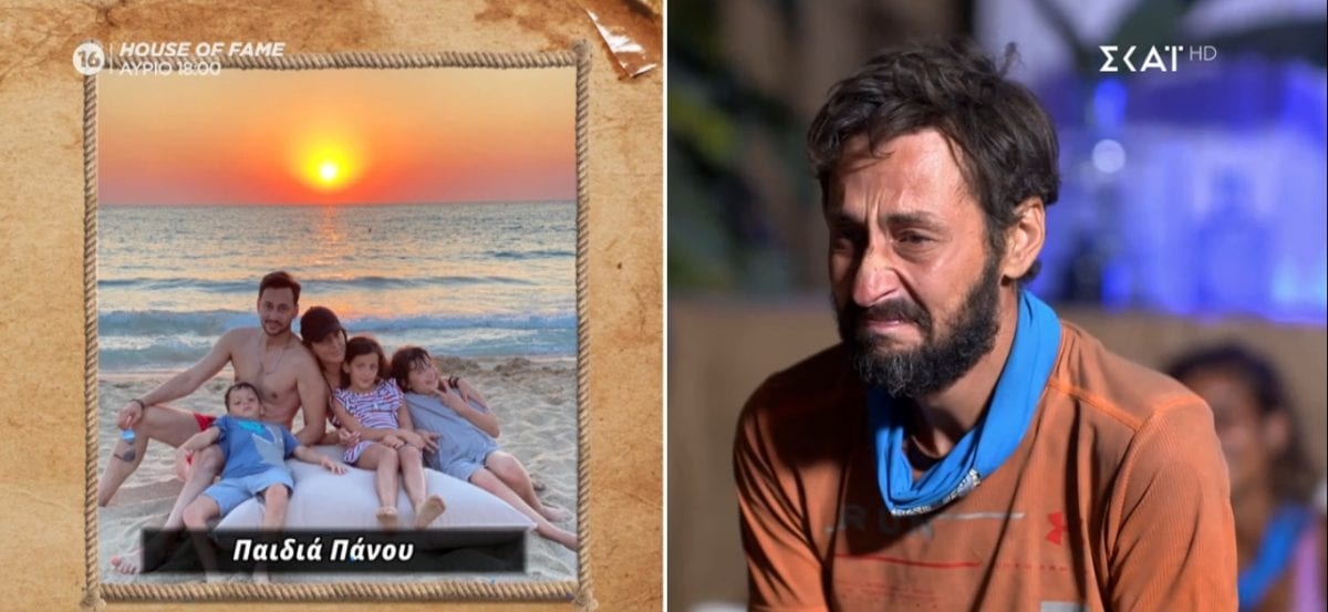 Survivor-Κατέρρευσε-ο-Πάνος-Καλλίδης