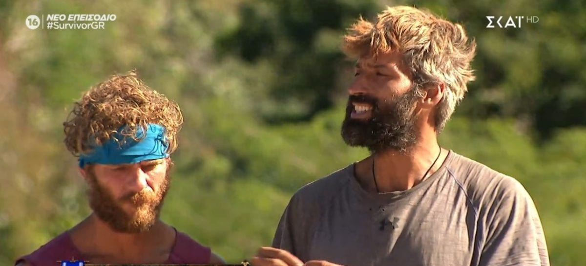 Survivor-Την-απόφασή-τους-να-μην-αγωνιστούν-ανακοίνωσαν-Παππάς-και-Chris-