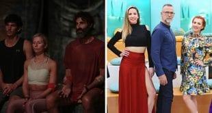 Διάσημοι παίκτες του ριάλιτι Survivor και house of fame