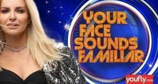 Your face sounds familiar Κυριακή 7/3