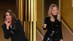 Amy Poehler Tina Fey χρυσές σφαίρες 2021
