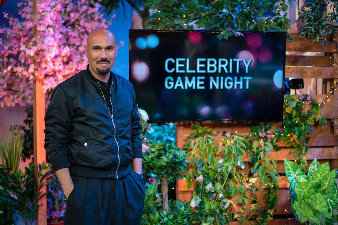 celebrity game night σκουλός πρεμιέρα