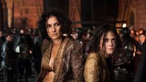 Η Indria Varma στη σειρά του HBO