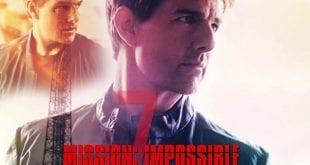 Ο Tom Crusie πρωταγωνιστής στο Mission Impossible 7