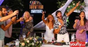 survivor 28/3 twitter πάρτι ένωσης