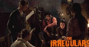 the irregulars νέα σειρά netflix
