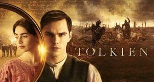 αφίσα από την ταινία tolkien