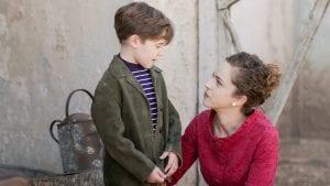 Η Ασημίνα και ο μικρός Σέργιος στις Άγριες Μέλισσες