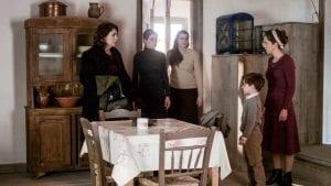 Η Μυρσίνη στο σπίτι των Σταμίριδων