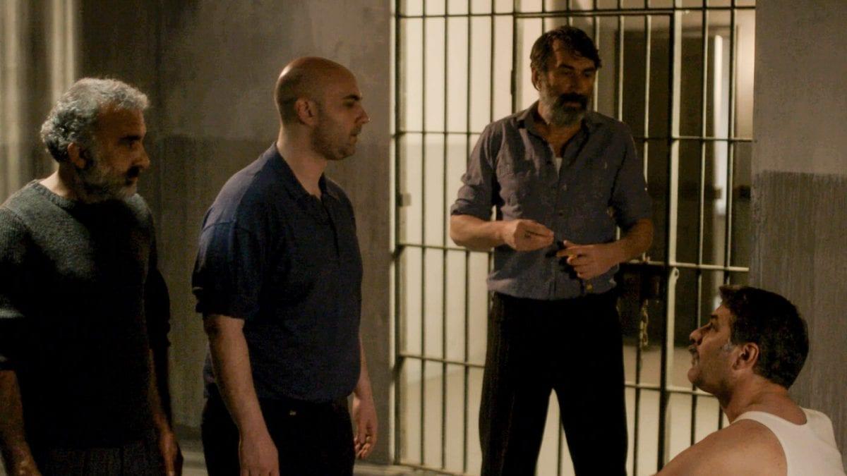 Ο Βόσκαρης στην φυλακή