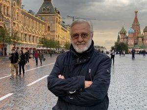 Γιάννης Σμαραγδής στη Ρωσία