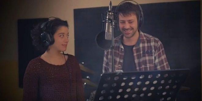 Ο Πέτρος και η Μαριέλα στο τραγούδι Ρωγμές