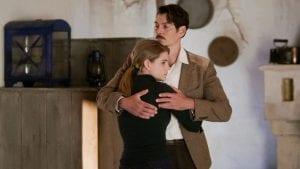 Ο Κωνσταντής και η Δρόσω αγκαλιά