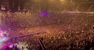 Ο κόσμος λέει ναι στις συναυλίες στο Ηνωμένο Βασίλειο