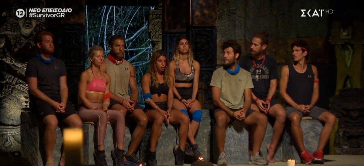 Ποιες είναι οι νέες ομάδες στο Survivor. Αυτή είναι η νέα μπλε ομάδα