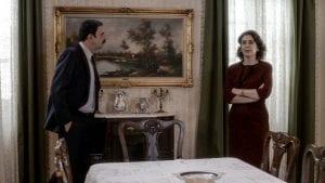 Ο Δούκας και η Μυρσίνη συζητούν