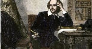 Σαν σήμερα πέθανε ο Ουίλιαμ Σαίξπηρ