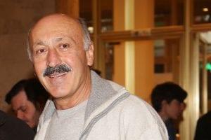 Ο Παύλος Ορκόπουλος στην ταινία Σμύρνη μου αγαπημένη