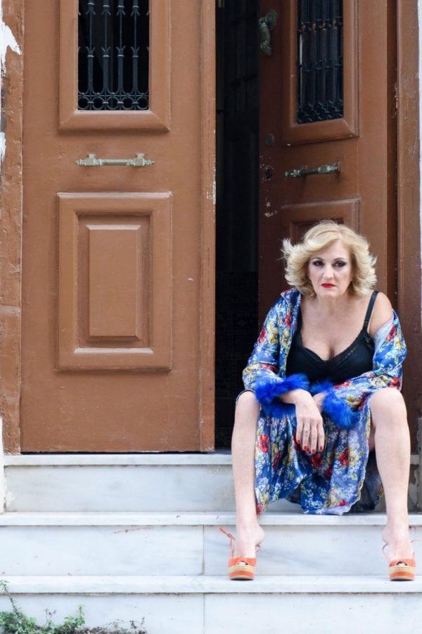 Ρένα με την Υρώ Μανέ - η νέα τηλεοπτική σειρά συνδρομητική πλατφόρμα ΑΝΤ1+