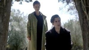 Η Ασημίνα και ο Νικηφόρος στο δάσος