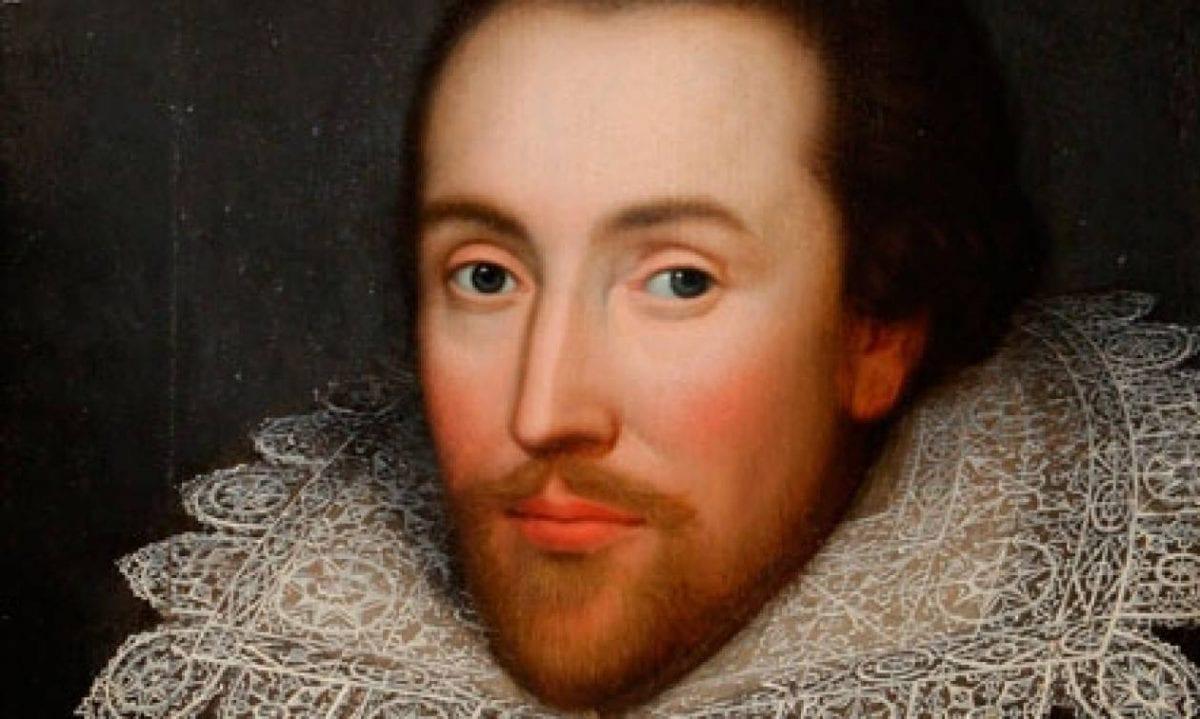 Ο ποιητής Ουίλιαμ Σαίξπηρ
