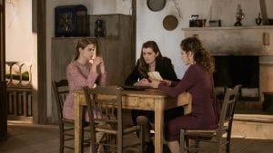 Οι αδελφές Σταμίρη στο Διαφάνι