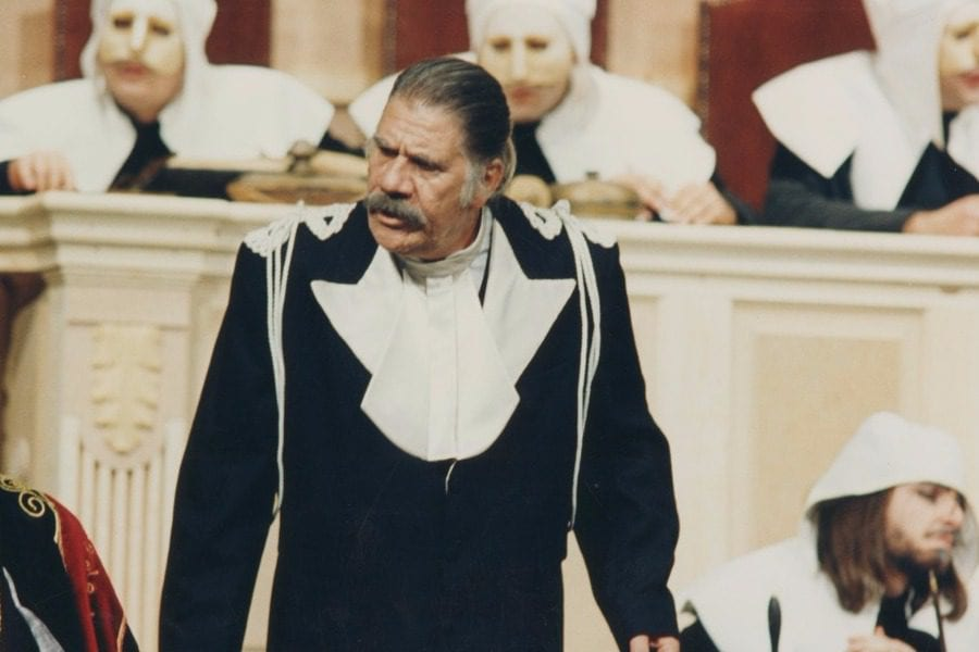 ηθοποιός Σταύρος Παράβας αφιέρωμα 86 χρόνια από τη γέννησή του